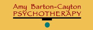 Amy Barton-Cayton Psychotherapy